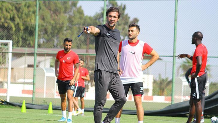 Son dakika   Hatayspor'da 13 kişide daha Covid-19 testi pozitif çıktı!