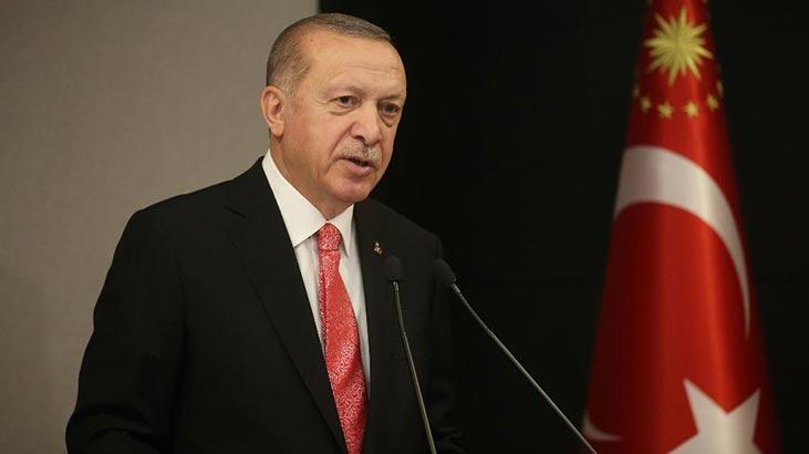 Cumhurbaşkanı Erdoğan'dan Esayan için başsağlığı mesajı