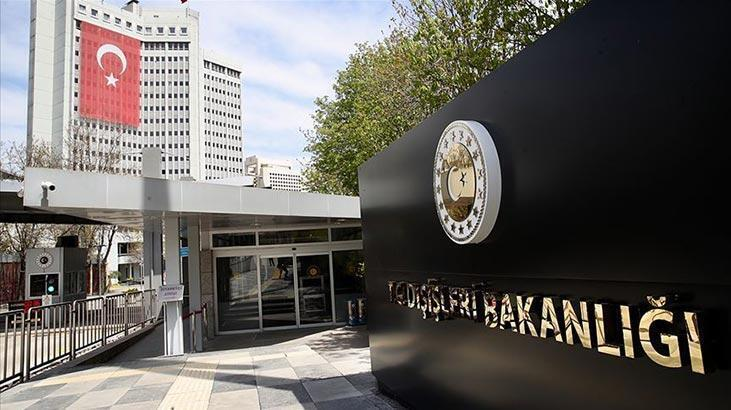Türkiye'den İsrail'in yasa dışı plana onay vermesine tepki