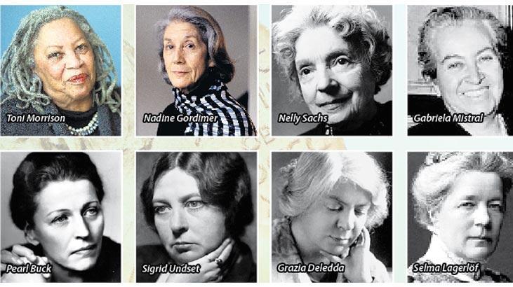 Edebiyatın Nobelli kadınları