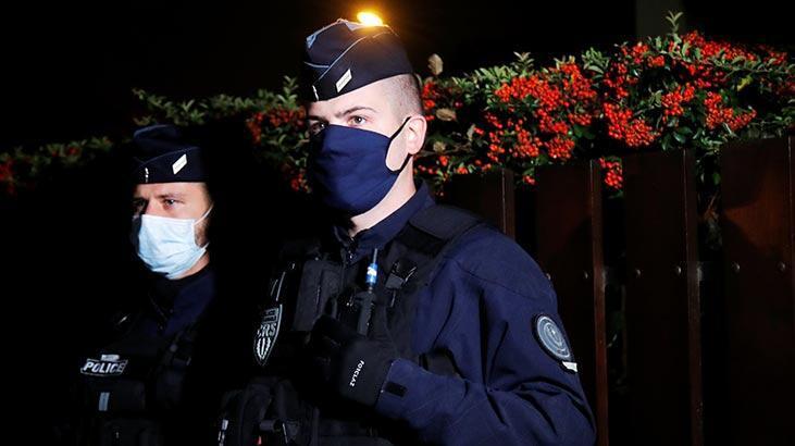 Fransa'da bıçaklı saldırı: Saldırgan etkisiz hale getirildi