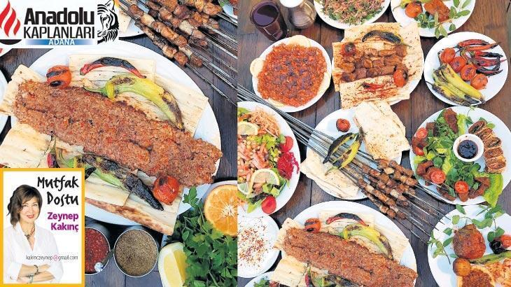 Adana'da lezzetli festival