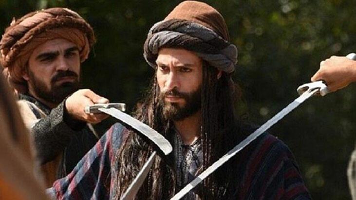 'Uyanış: Büyük Selçuklu' setinde kılıç kazası!