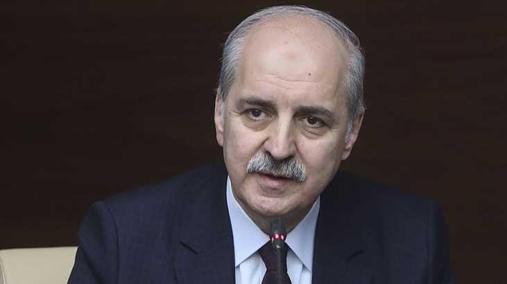 Numan Kurtulmuş, Ermenistan'ın sivillere saldırısını kınadı