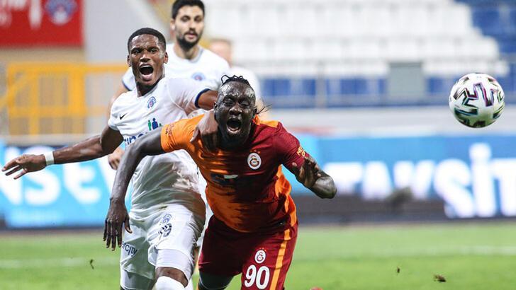 Galatasaray'da Terim'in forvetteki tercihi Diagne