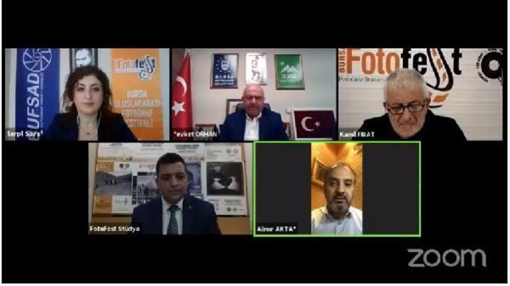 Türkiye'nin ilk sanal fotoğraf festivali başladı