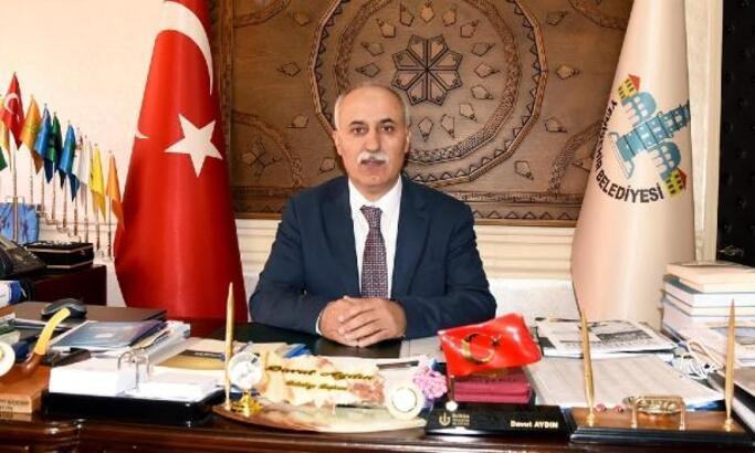 Yenişehir Belediye Başkanı Aydın'dan 'su sorunu' açıklaması