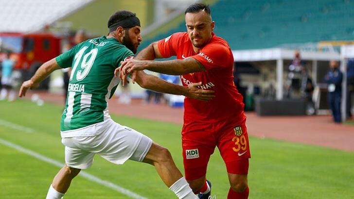 Konyaspor - Yeni Malatya: 1-1