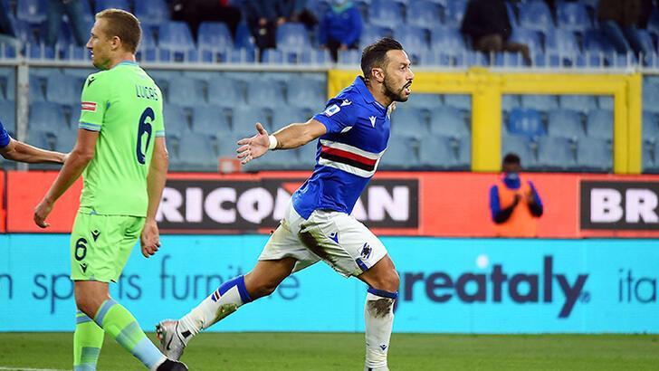 Vedat Muriç forma giydi, Lazio farklı kaybetti!