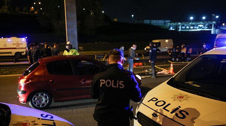 İstanbul'da gece yarısı korkunç olay! Önce 19 yaşındaki Hazal'ı sonra kendini vurdu