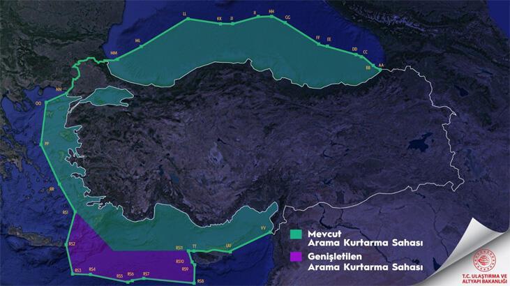 Son dakika... Türkiye'den Yunanistan'a harita yanıtı