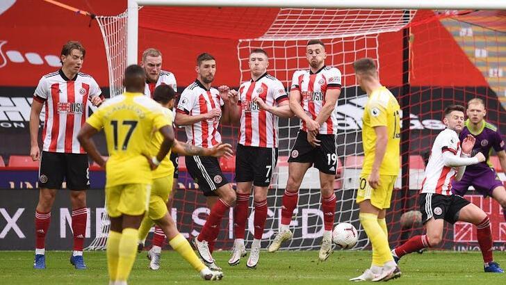 Sheffield United-Fulham: 1-1