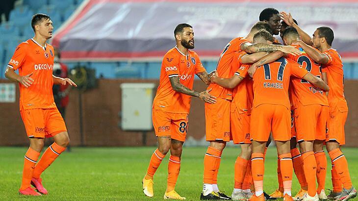 Medipol Başakşehir, UEFA Şampiyonlar Ligi'nde sahaya çıkıyor