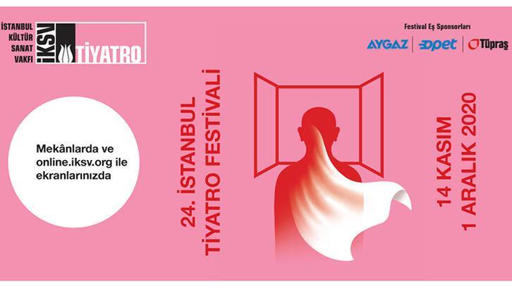 24. İstanbul Tiyatro Festivali için geri sayım