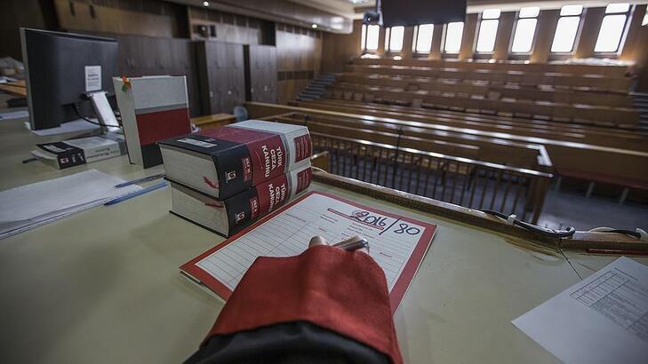 Gaziantep'te yargılanan FETÖ sanığı eski komisere 6 yıl 3 ay hapis cezası
