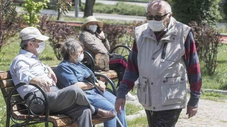 Kahramanmaraş'ta 65 yaş üstü vatandaşlar için kısıtlama!