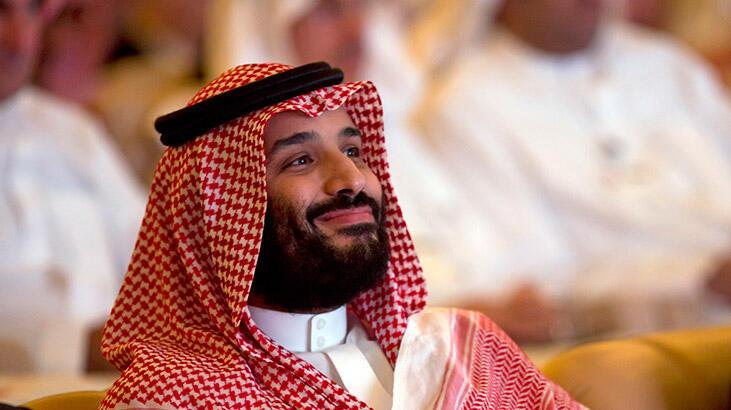 """Suudi Arabistan Veliaht Prensi Bin Selman'a """"Siyon Dostları"""" ödülü"""