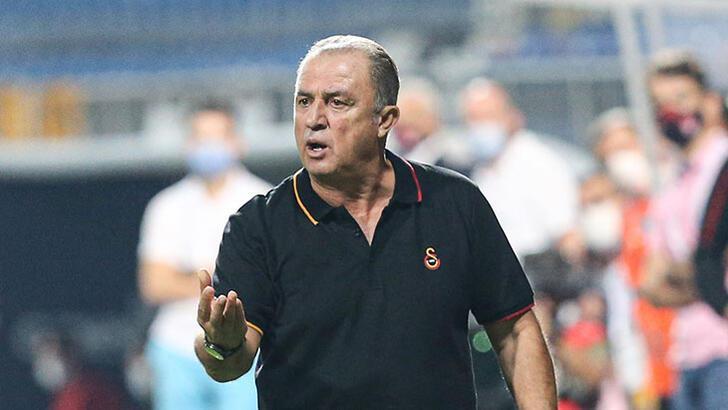 Galatasaray'da Fatih Terim'den kadro açıklaması!
