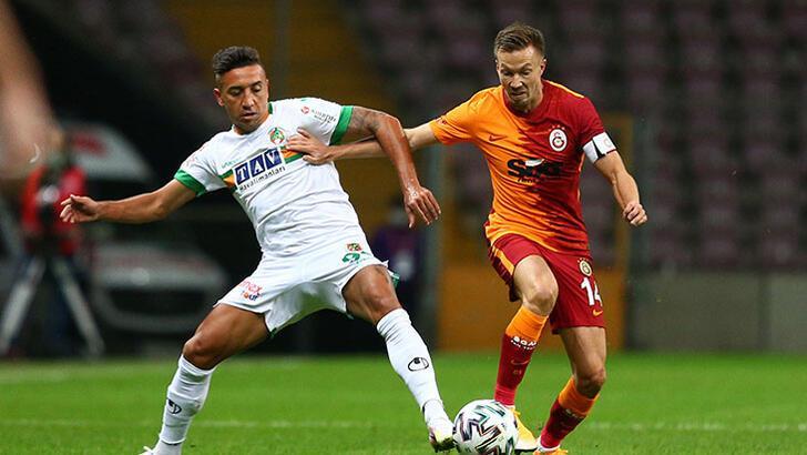 Galatasaray-Alanyaspor: 1-2