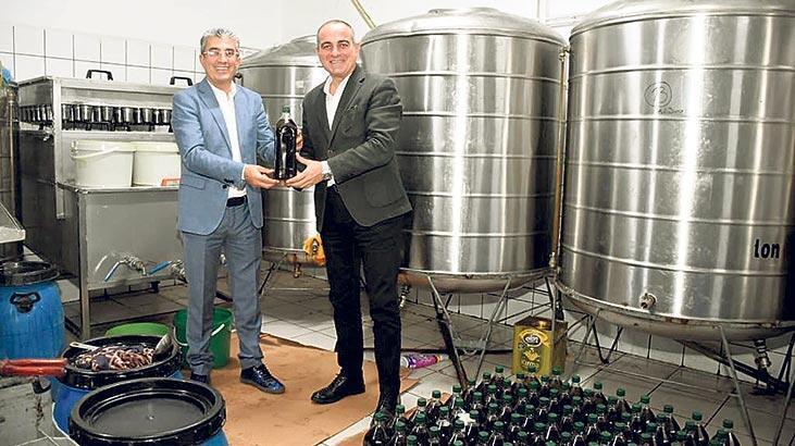 İBB'den zeytin üreticisine destek