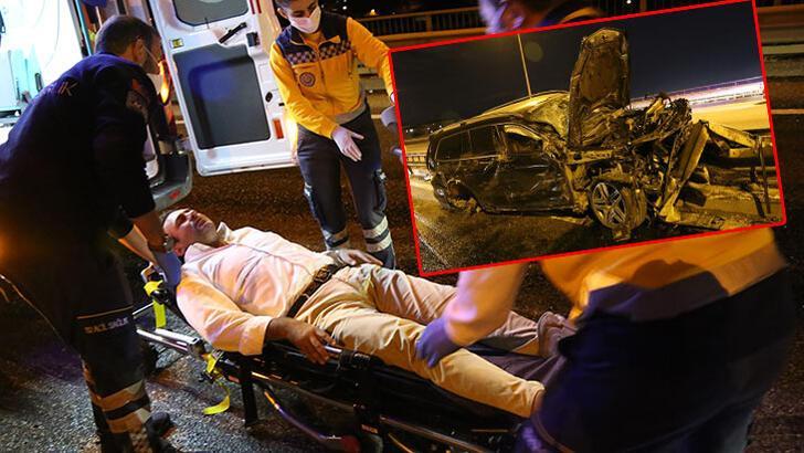 Son dakika - Çaykur Rizespor eski yöneticisi Aykut Ferah, TEM'deki kazada ölümden döndü!