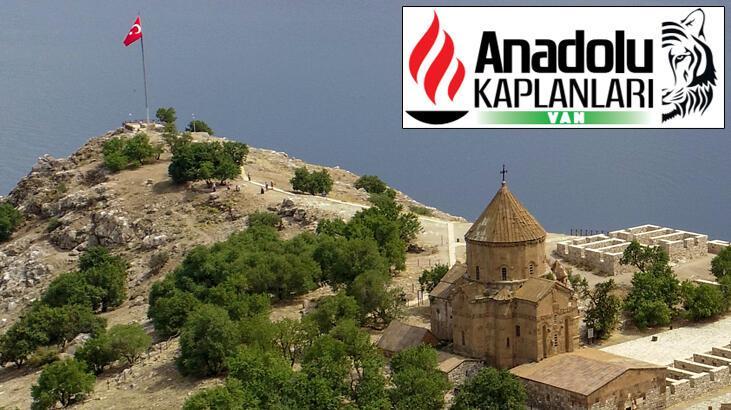Doğu Anadolu Bölgesi'nin parlayan yıldızı: Anlı şanlı Van
