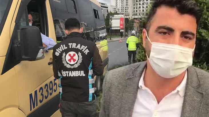 """Otobüs sürücüsü isyan etti! """"Ben yolculara da ceza kesilmesini öneriyorum"""""""