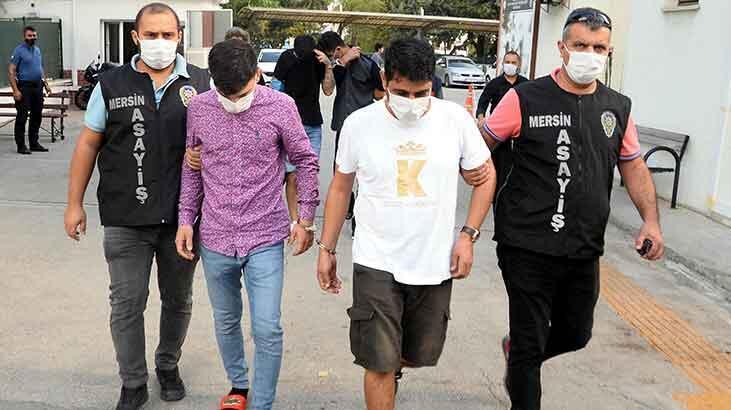 Mersin'de sahte bahis kuponu! 1 kişi itirafçı oldu
