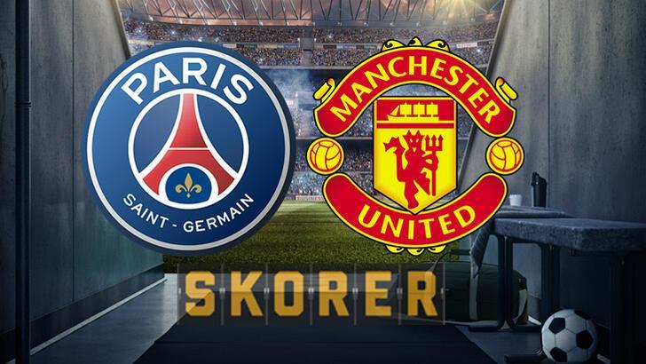 PSG-Manchester United Şampiyonlar Ligi H grubu maçı bu akşam saat kaçta hangi kanalda?
