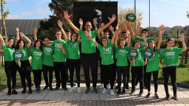 Eğitim Sevdalıları 42.İstanbul Sanal Maratonu'nda Darüşşafaka İçin Koşacak!