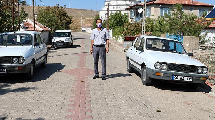 10 adımda bir şehir değiştiriyor! Türkiye'de böylesi yok...