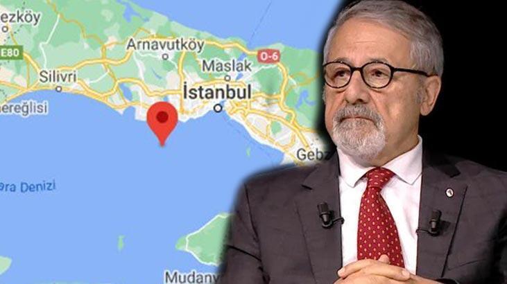 Son dakika: İstanbul depremiyle ilgili Naci Görür'den flaş açıklama