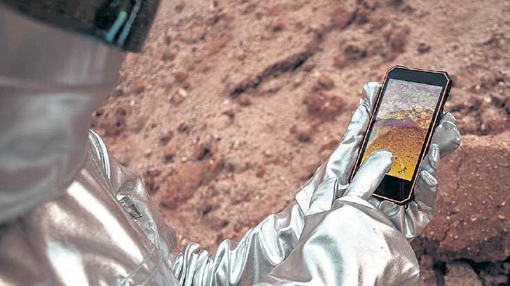 'Uzayda bile' 4G çekecek!