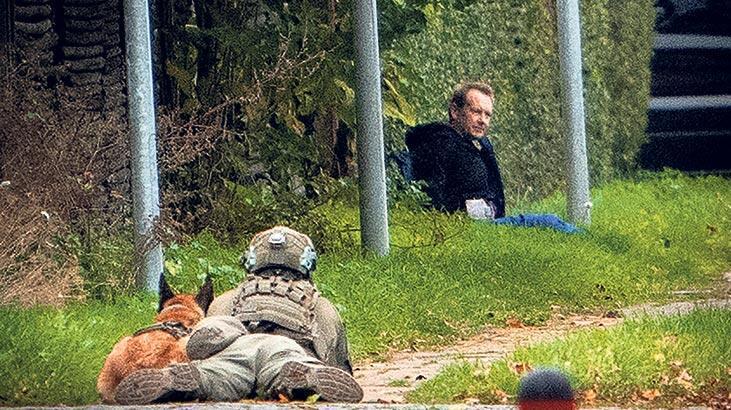 Gazeteci katili hapisten kaçtı!