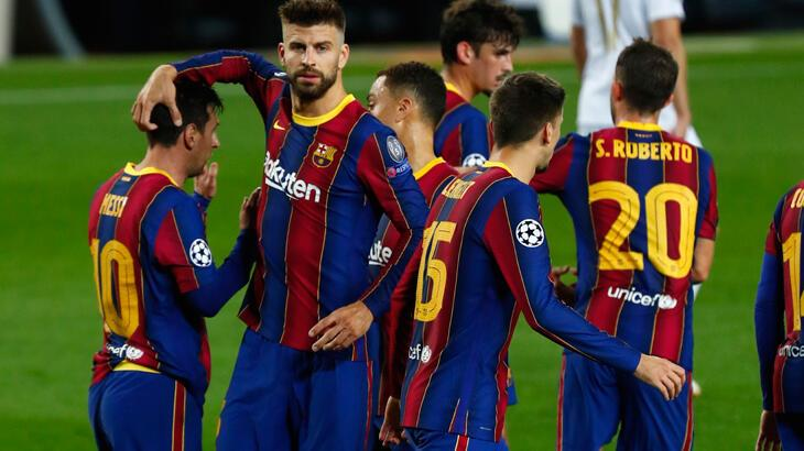 Son dakika haberi | Barcelona'da 4 isimle sözleşme yenilendi