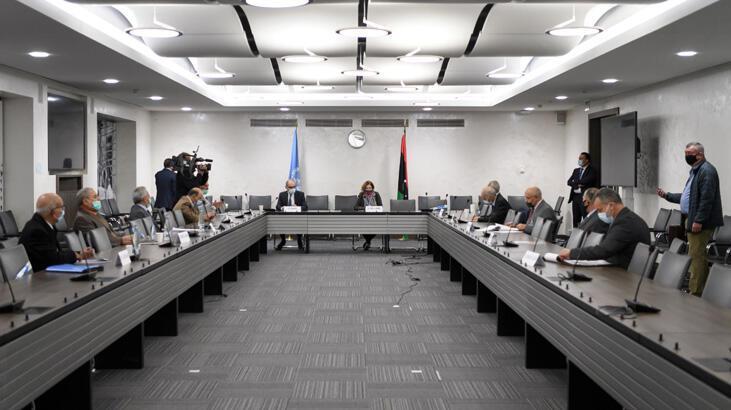 Libyalı taraflar kara ve hava güzergahlarının açılması için anlaştı