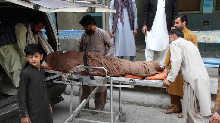 Afganistan'da katliam ve izdihamda onlarca ölü