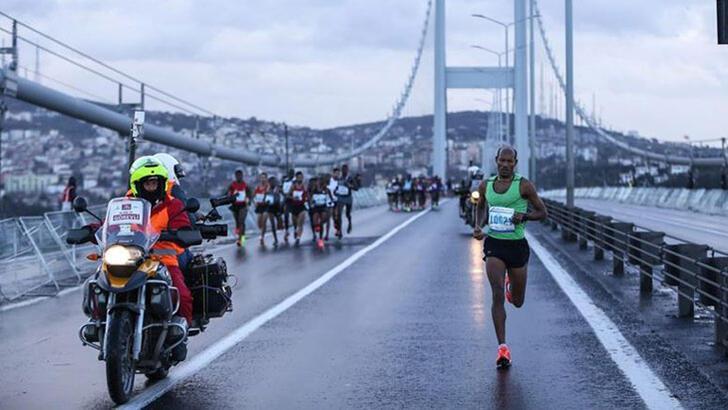 İstanbul Maratonu basın toplantısı yapıldı