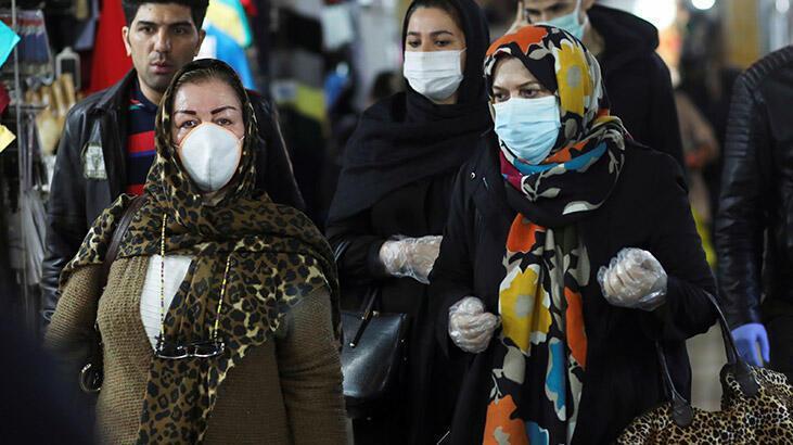 İran'da koronavirüs vakaları zirveye çıktı