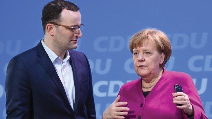 Son dakika... Almanya Sağlık Bakanı Koronavirüs'e yakalandı!