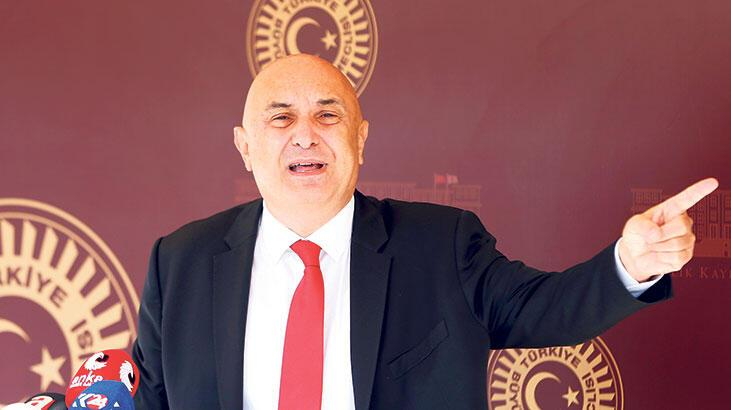 Bütçe teklifine CHP'den ret