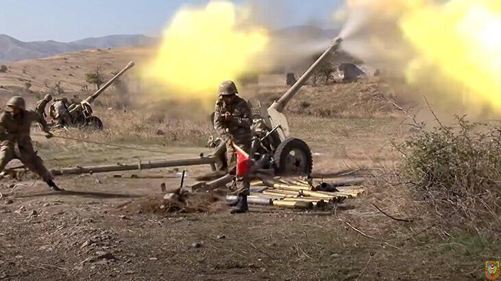 Ermenistan güçleri geri çekildi!
