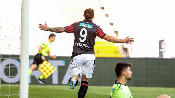 Stancu, Gençlerbirliği formasıyla Süper Lig'de 50. gol peşinde