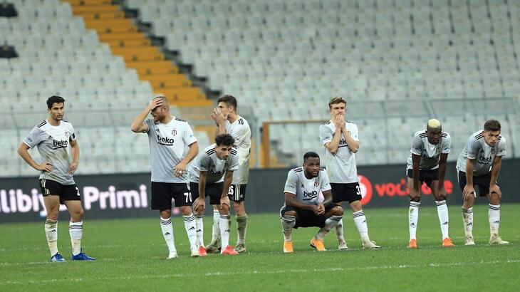 Son dakika - UEFA'dan Beşiktaş'a ceza