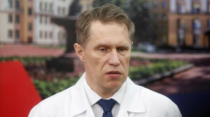 Son dakika... Rusya Sağlık Bakanı karantinaya alındı!