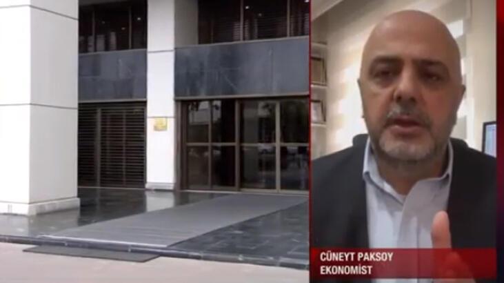 Faiz kararı sonrası Paksoy'dan önemli açıklamalar
