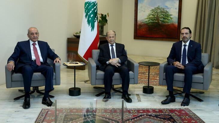Lübnan'da hükümeti Hariri kuracak