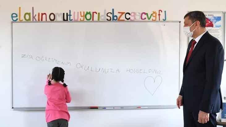 '7 binin üzerinde köy okulu öğretmeni mesleki gelişim eğitimlerine katıldı'