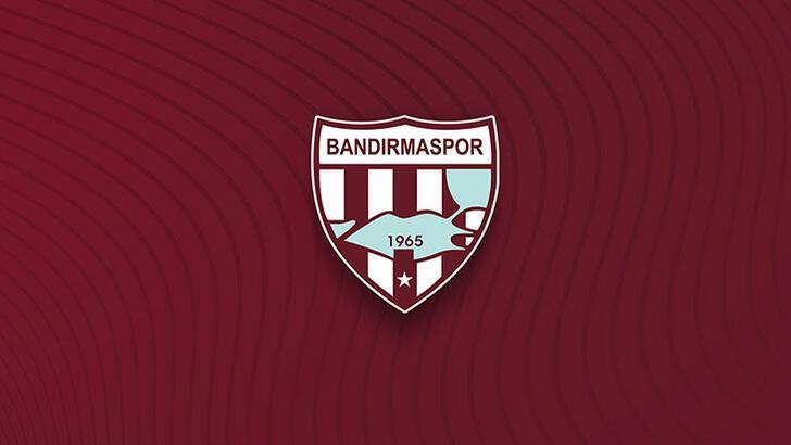 Bandırmaspor'da kadro dışı kararı! Sosyal medya beğenileri yüzünden...