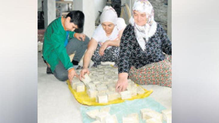Gençlerin projesi sabuna dönüştü